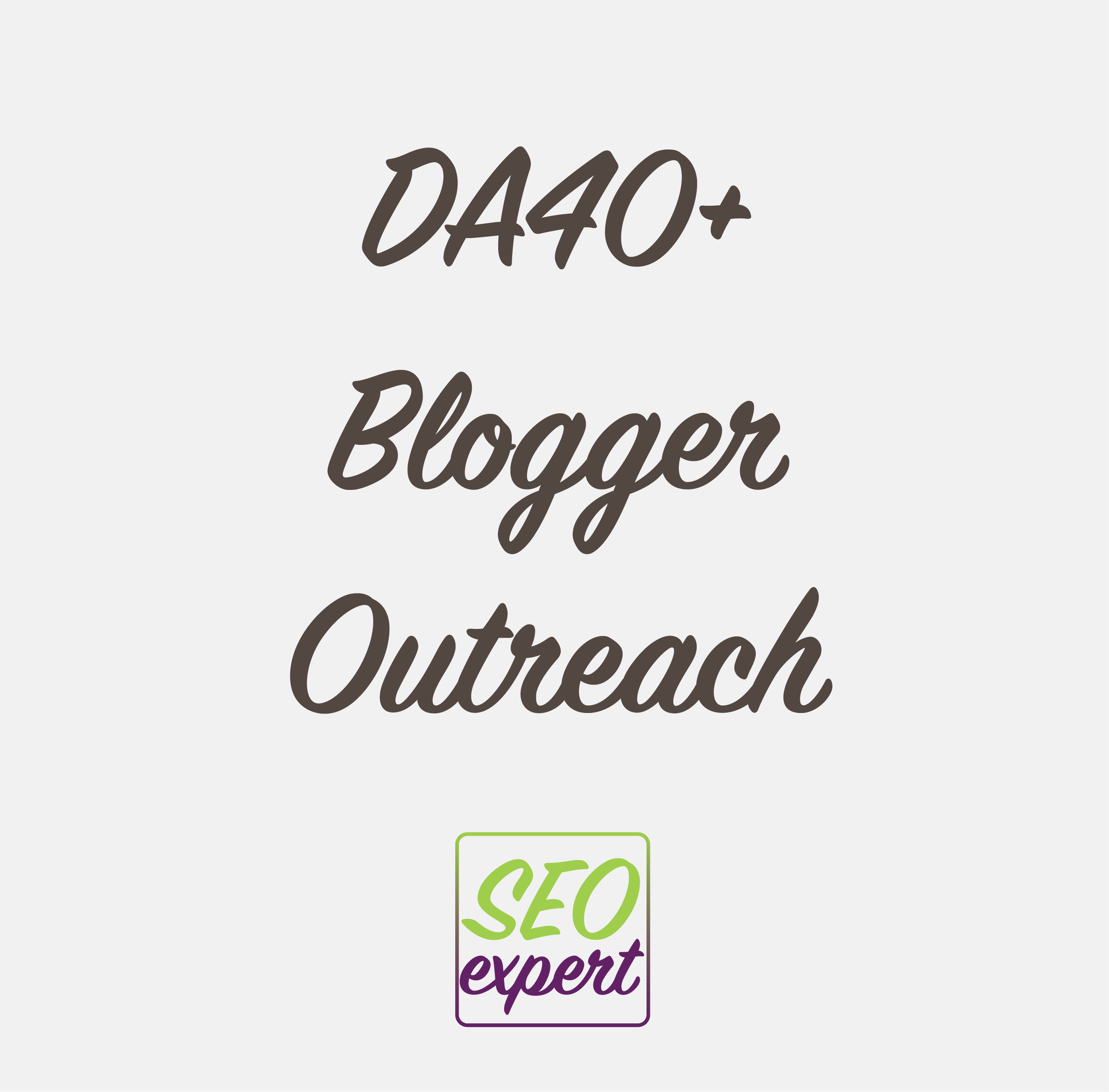DA40 Blogger Outreach